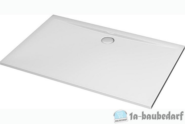Duschwanne Ultra Flat Rechteck BxHxT:900x47x800mm Acryl,weiß