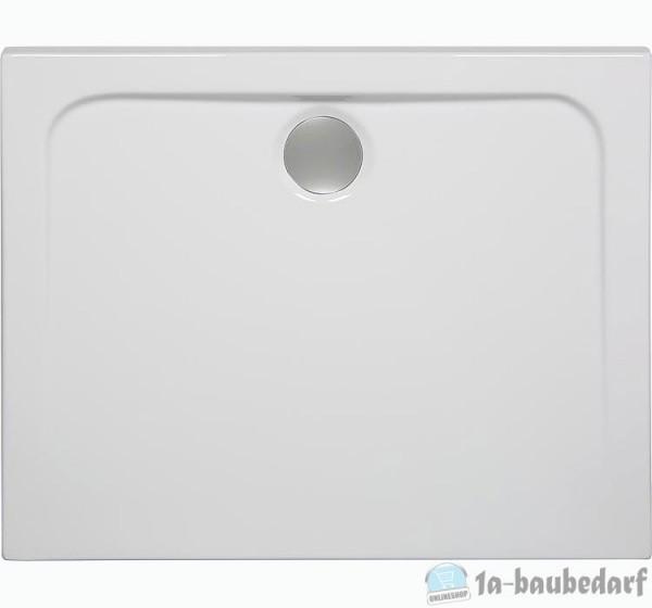 Duschwanne EILA BxHxT: 1200x25x800mm Acryl, weiß