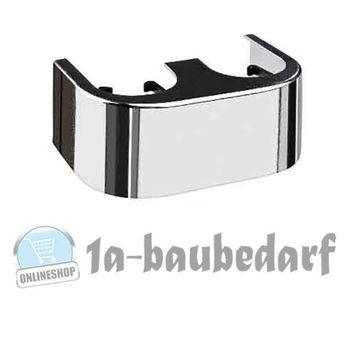 Design-Verkleidung chrom für Zweirohr-HB Eck
