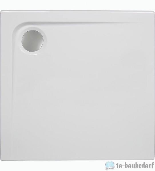 Duschwanne EILA BxHxT: 1000x25x1000mm Acryl, weiß