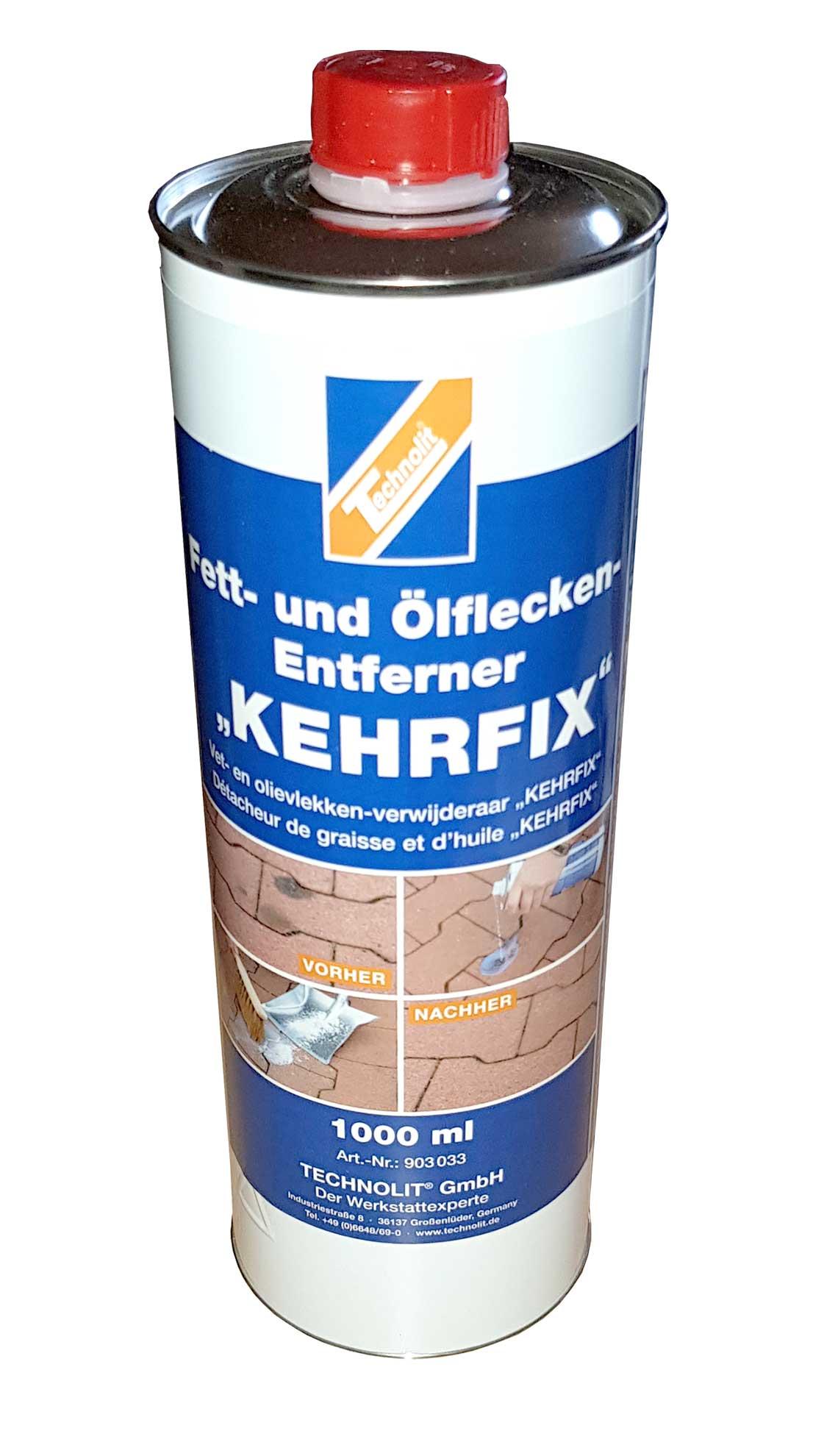 Kehrfix als 1 Liter Gebinde