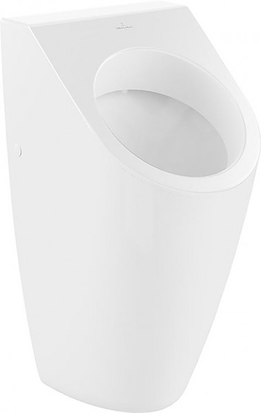 Absaug-Urinal V&B Architectura rund, 680x355x325 mm , weiß