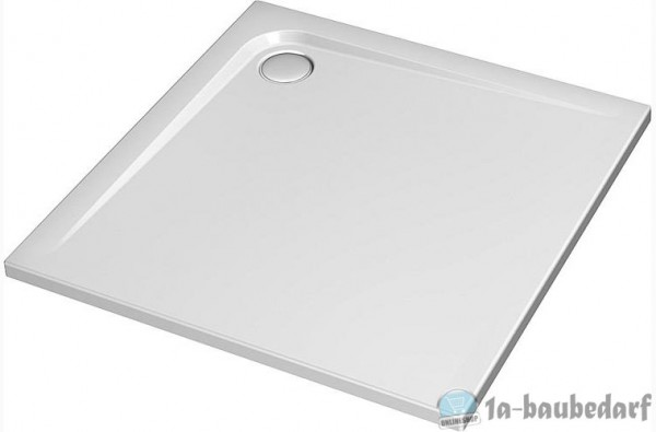 Duschwanne Ultra Flat Quadrat BxHxT:800x47x800mm Acryl,weiß
