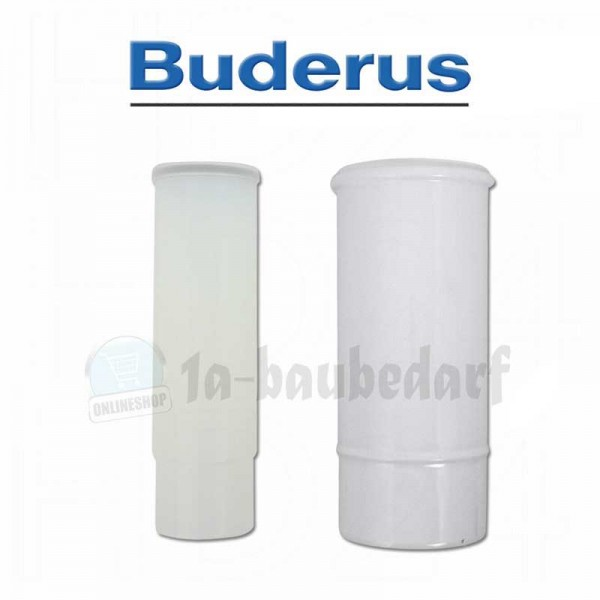 Montagehilfe, konzentrisch Revisionsrohr DN 80/125mm, Kunststoff PP Buderus
